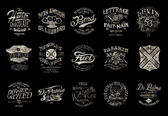 Logos BMD Design